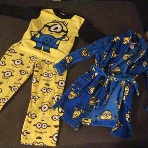 Other - Boy pajamas two sets size 6